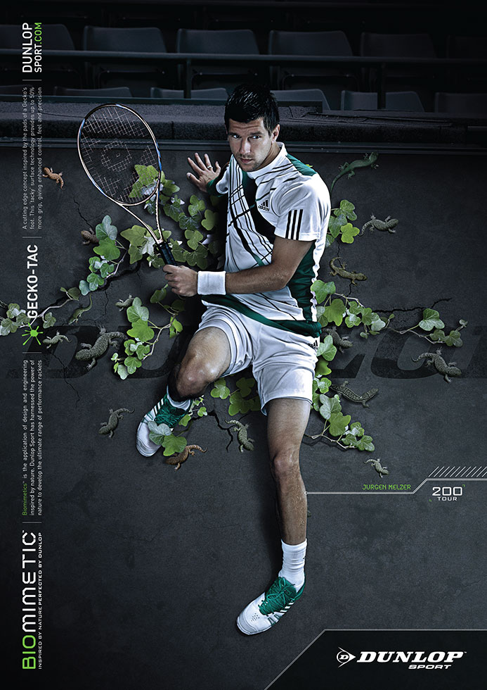 Dunlop Biomimetic | Integrated Campaign