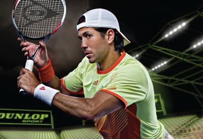 Dunlop Tennis 2013 | Advertising