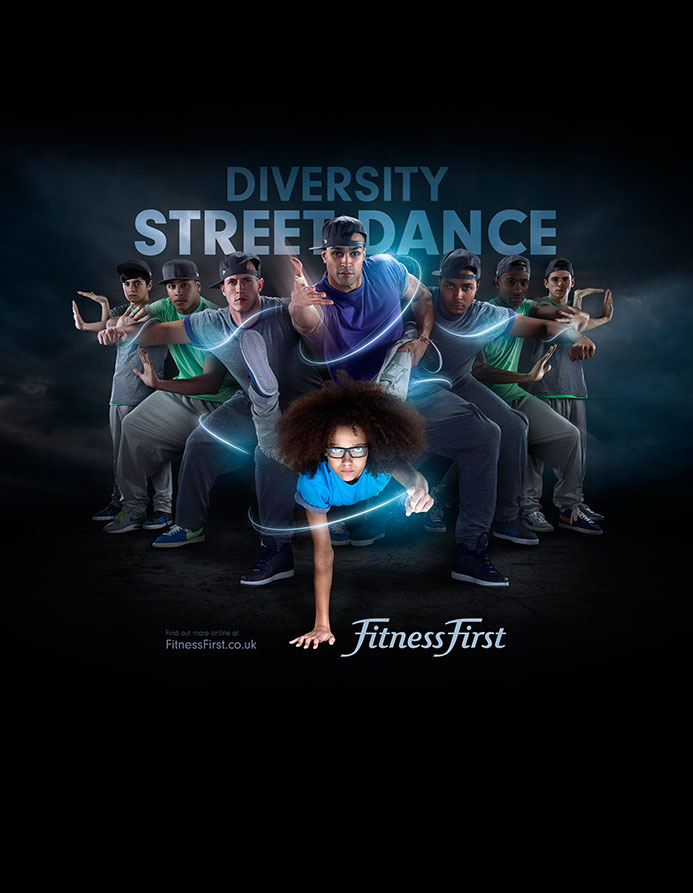 Fitness First Diversity   Production