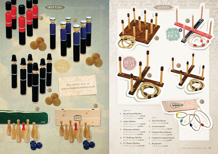 Jaques Christmas 2013   Design