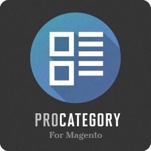 Magento ProCategory