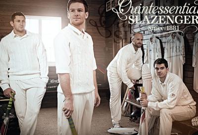 Slazenger Cricket 2013 | Advertising