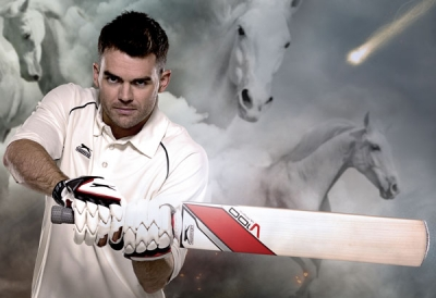 Slazenger Cricket Legends | Advertising