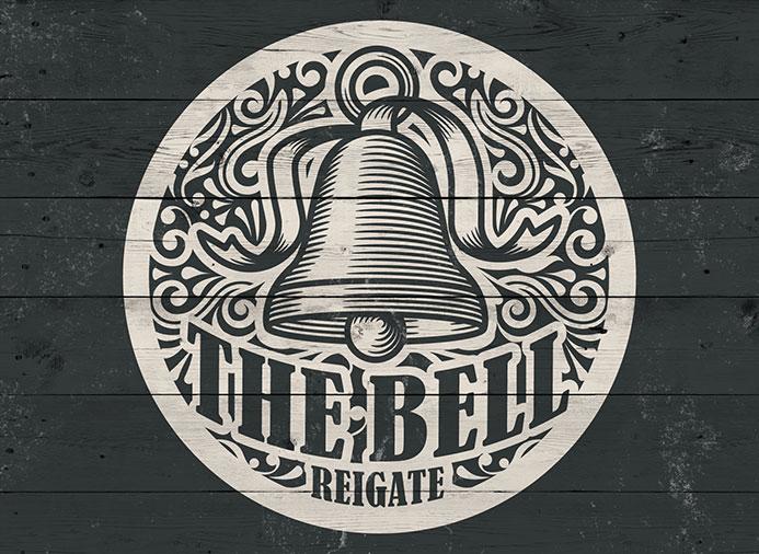 The Bell Reigate | Branding
