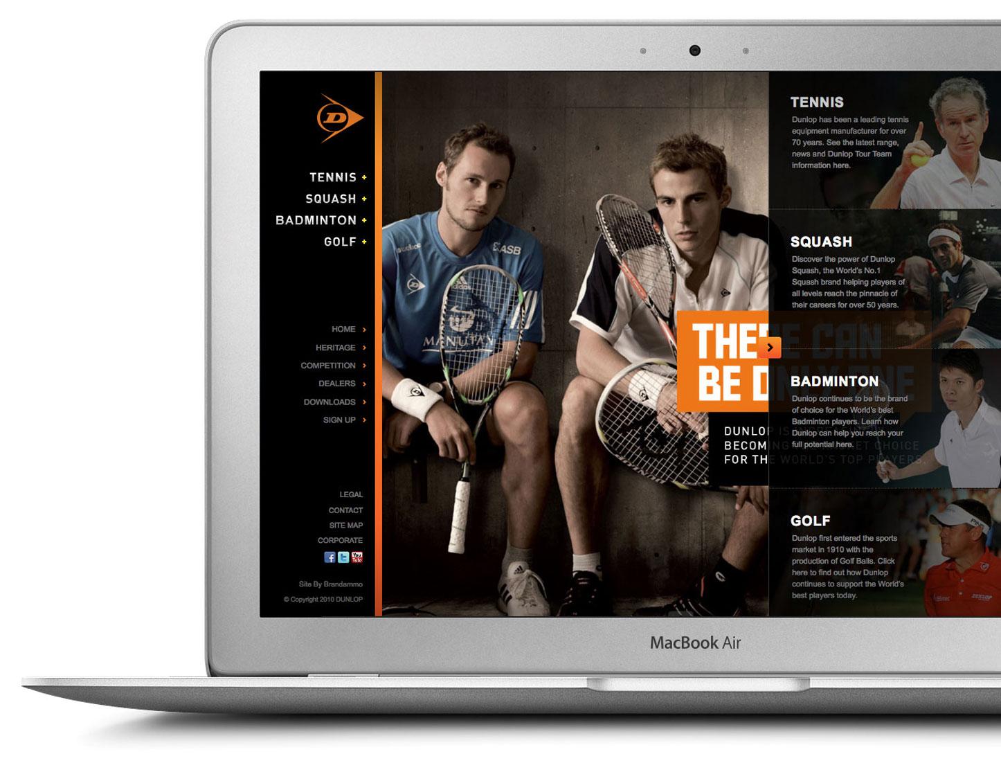 web-design-screen-dunlop